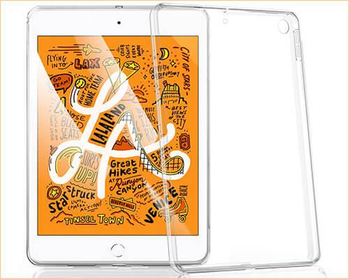 HBorna iPad Mini 5 Clear Case