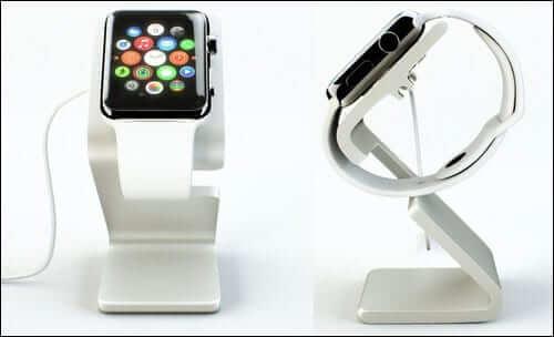 HEDock Apple Watch Docking Station