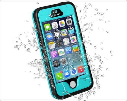 HESGI Waterproof Caes for iPhone SE