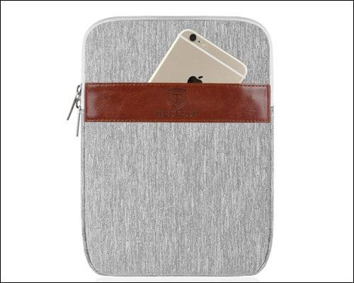 HESTECH Sleeve Case for iPad Air 3