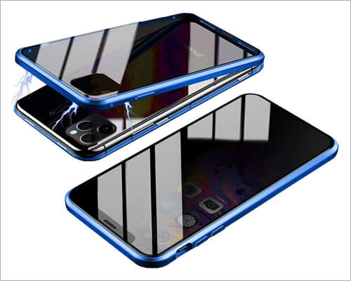 HONTECH iPhone 11 Pro Max Magnetic Case