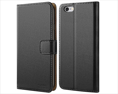 HOOMIL iPhone 6-6s Plus Flip Case
