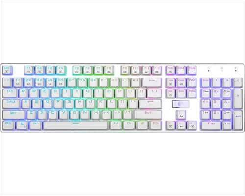 HUO JI E Element Z-88 Mac Mechanical Keyboard