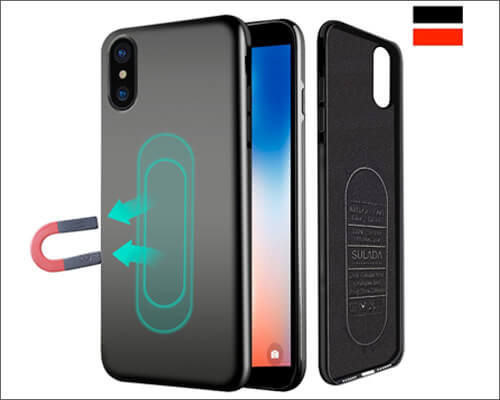 Haobuy iPhone XR Magnetic Case