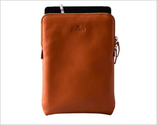 Harber London 10.2 inch iPad Folio Leather Case