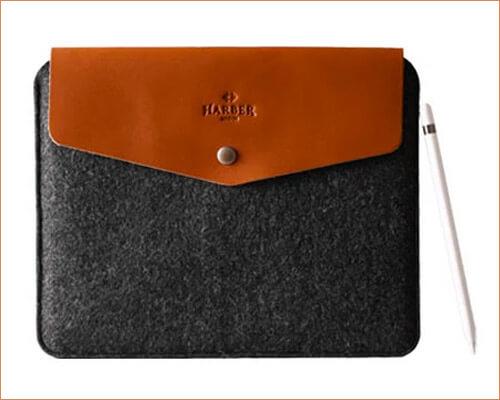 Harber London 10.2-inch iPad Sleeve