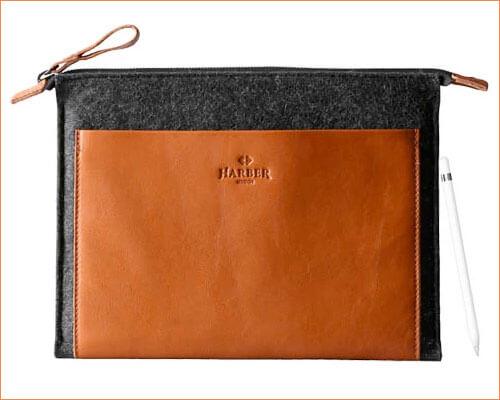 Harber London 12-9-inch iPad Pro Sleeve