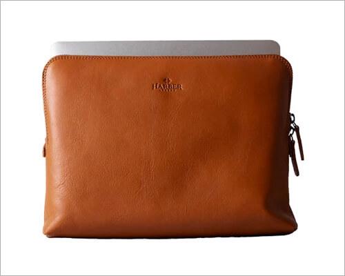 Harber London Carry All Macbook Folio Sleeve