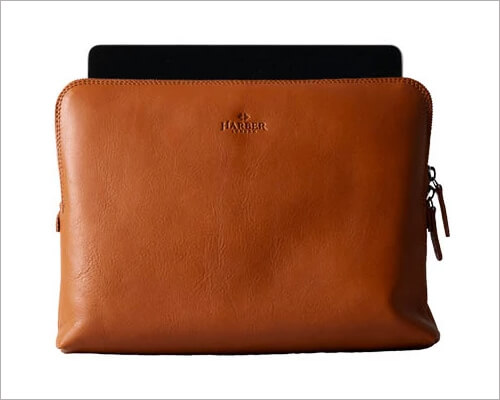Harber London Carry All iPad Folio Sleeve