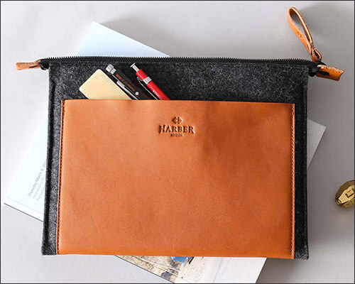Harber London Evo Sleeve for iPad Pro 12.9 and 11 inch