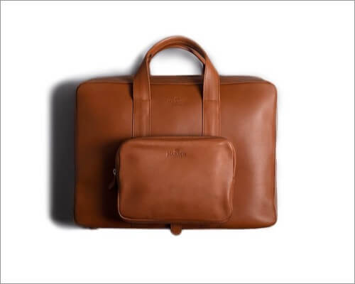 Harber London Leather Bag for MacBook Air