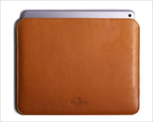 Harber London Slim iPad Sleeve