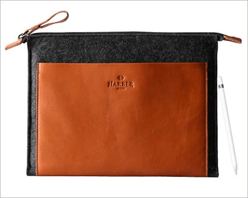 Harber London iPad Folio Sleeve
