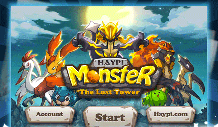 Haypi Monster - The Lost Tower iPhone and iPad Game Screenshot