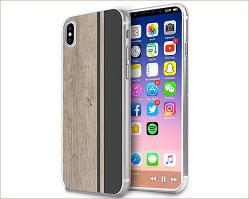 HelloGiftify iPhone XR Wooden Case