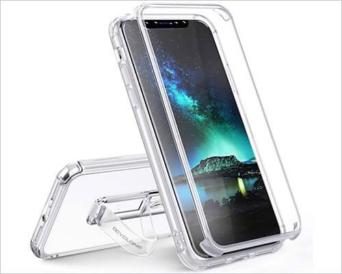 Henpone iPhone XR Kickstand Case