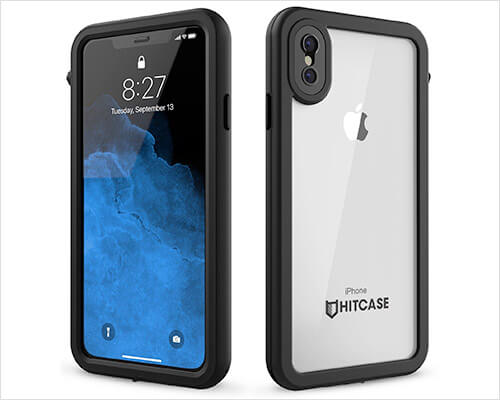 Hitcase iPhone Xs Max Waterproof Case