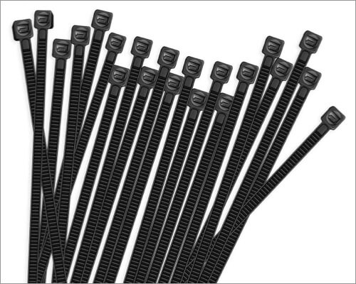 Hmrope cable management zip ties