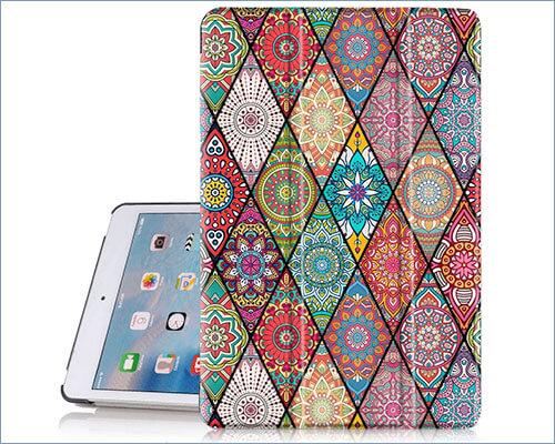 Hocase iPad Mini 5 Folio Case