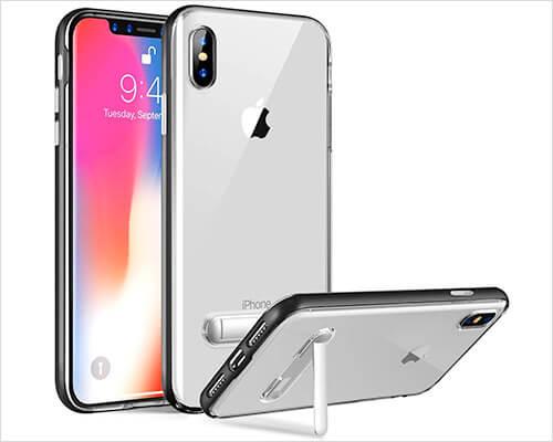 Hocase iPhone Xs Max Kickstand Case