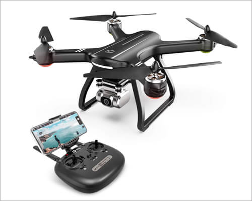 Holy Stone Drone with 2K HD Camera Live Video for iPhone 11, 11 Pro and 11 Pro Max