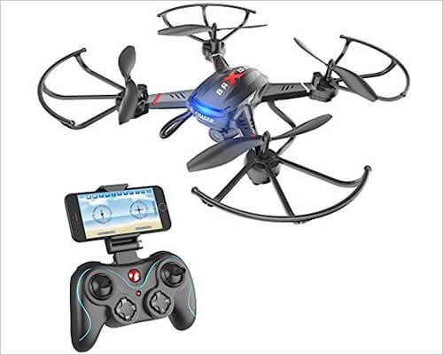 Holy Stone F181W WiFi FPV Drone