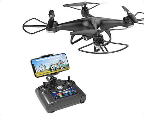 Holy Stone HS110D FPV RC Drone