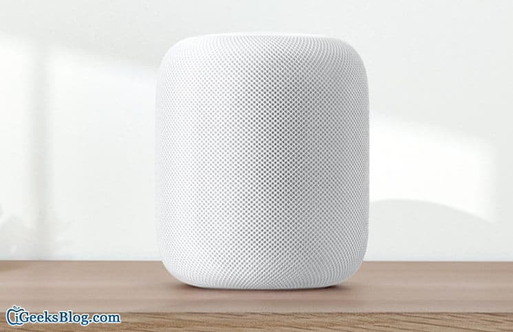 HomePod Features