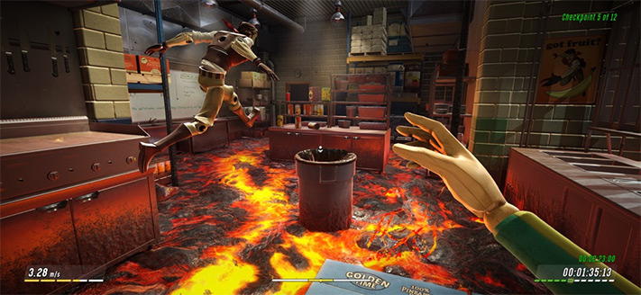 Hot Lava Apple Arcade Multiplayer Game