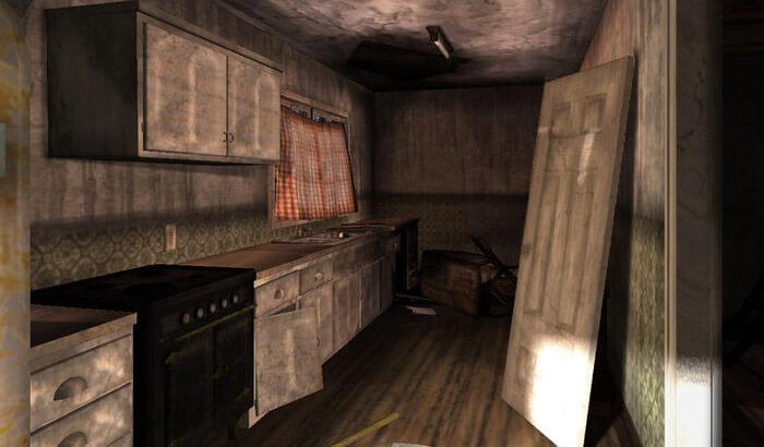 House of Terror VRGame Screenshot