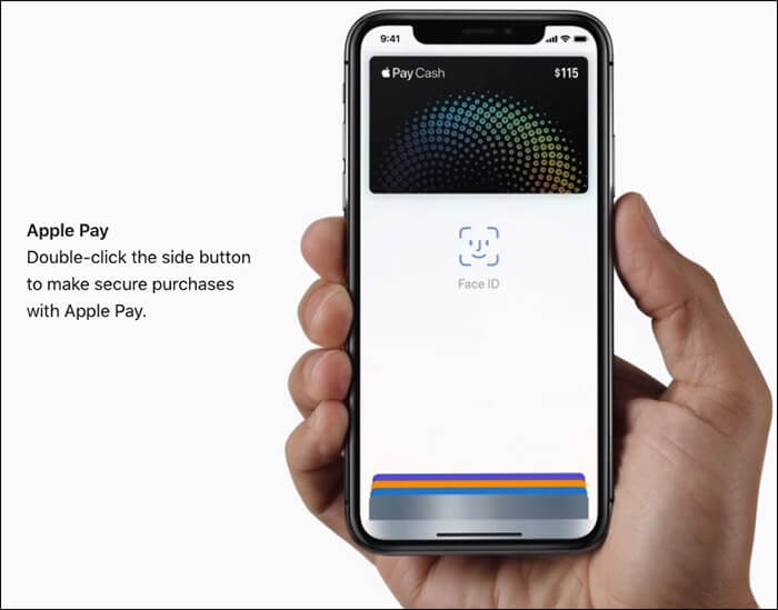 How to Access Apple Pay on iPhone X