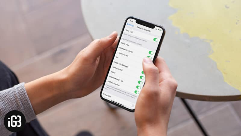 How to Access Wallet App from Your iPhone Lock Screen