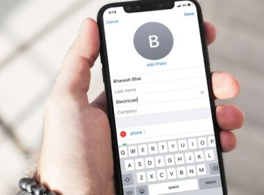 How to Add Nicknames to iPhone Contacts