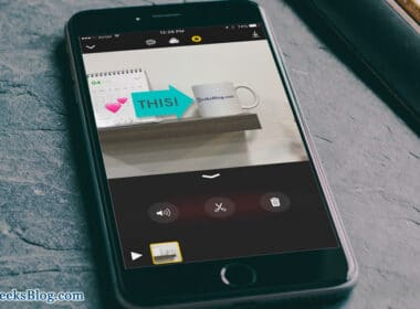 How to Add Overlays and Emojis to Videos in Clips App on iPhone