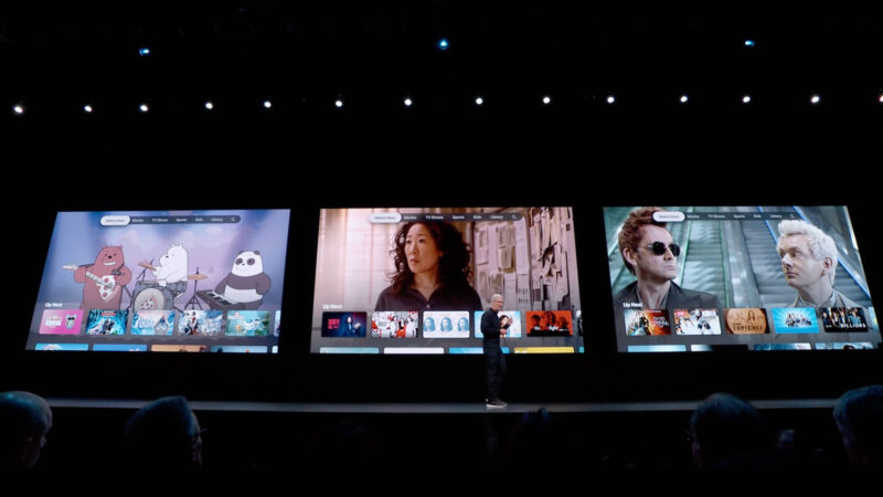 How to Add, Remove or Switch Between User Profiles on Apple TV in tvOS 13