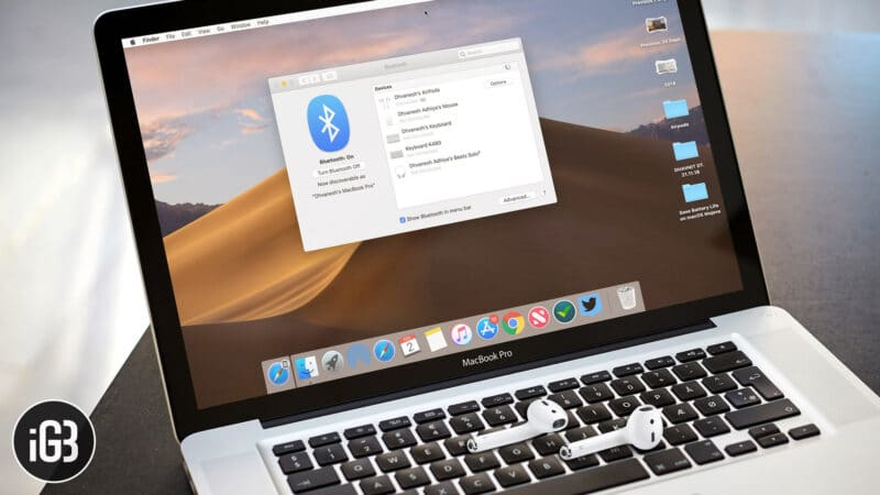 How to Change AirPods Settings on Mac