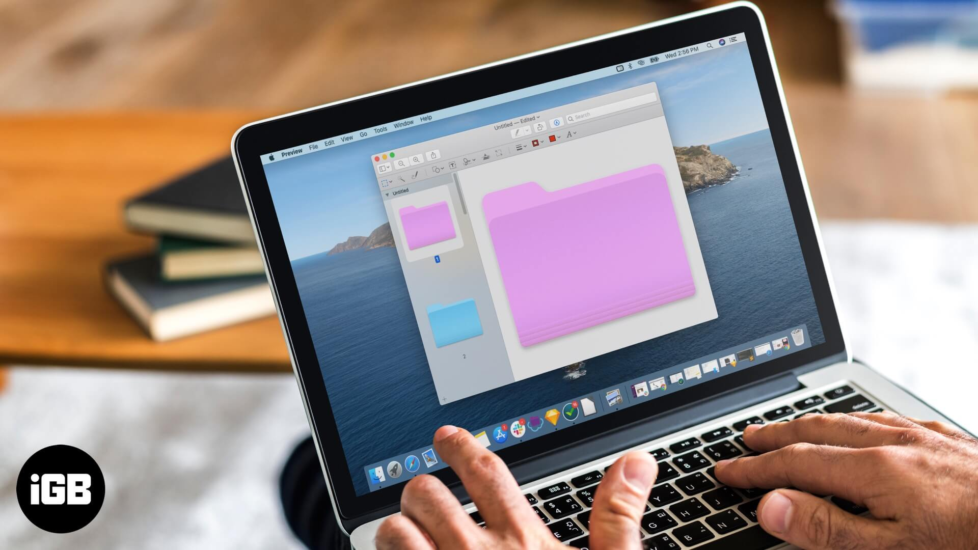 How to Change Folder Colors on Mac