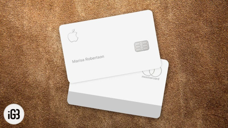 How to Change Name on Your Titanium Apple Card
