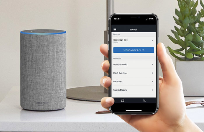 How to Change Your Alexa Device Location on iPhone and Android
