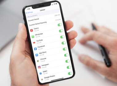 How to Check Cellular Data Usage on iPhone and iPad