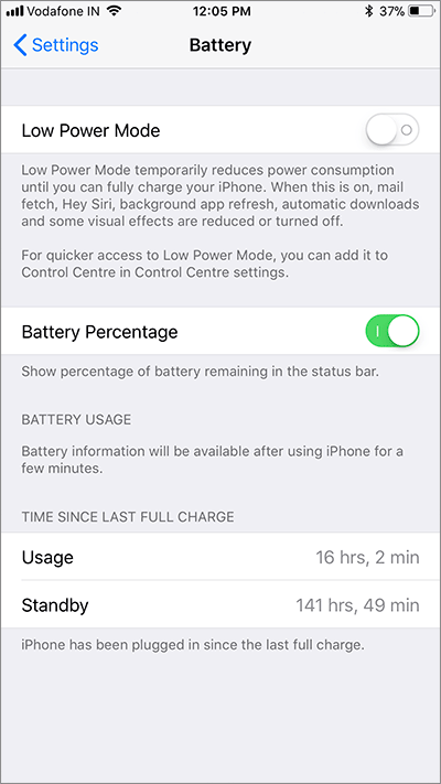 How to Check If iPhone Battery May Need to Service