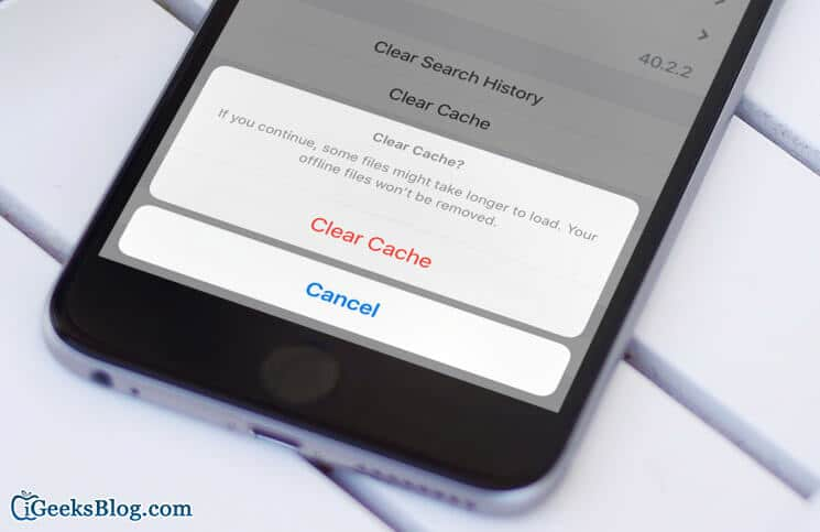 How to Clear Dropbox Cache on iPhone and iPad