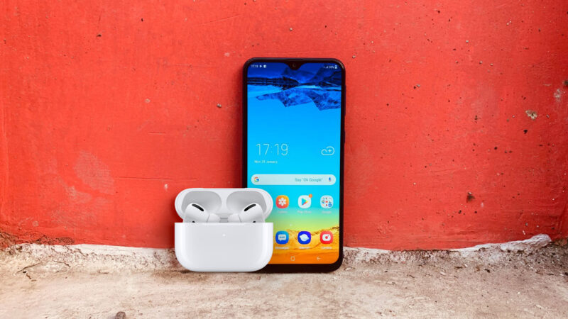 How to Connect Your AirPods Pro with Android Phone