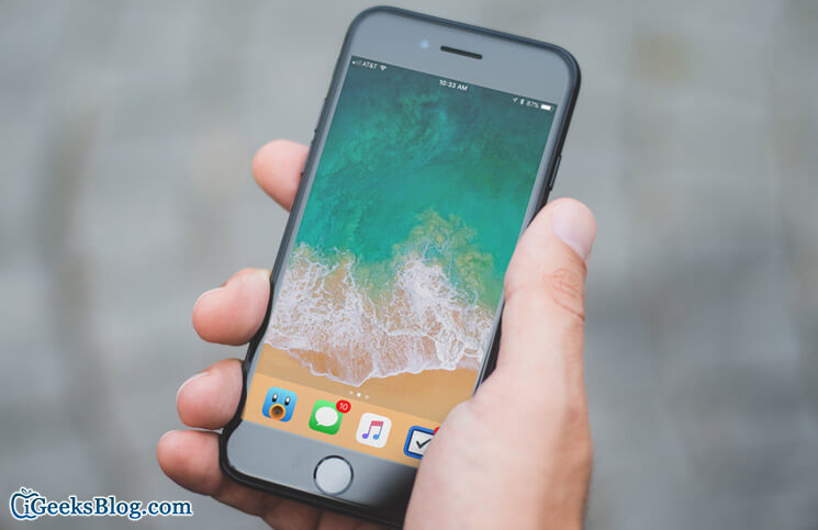 How to Create an Empty Homescreen on iPhone or iPad