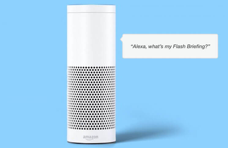 How to Customize Alexa Flash Briefing