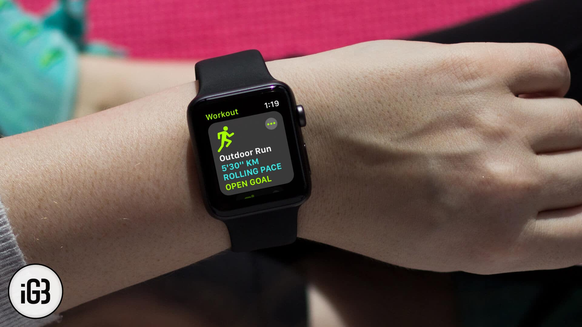 How to Customize Workouts on Apple Watch