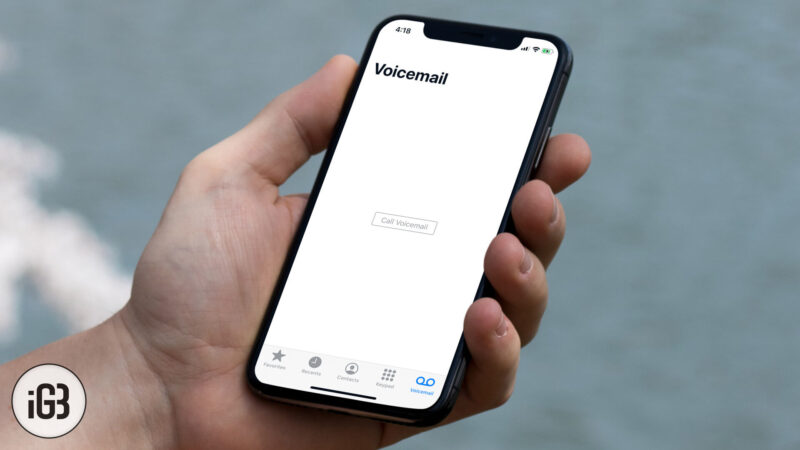 How to Delete All Voicemail Messages on iPhone