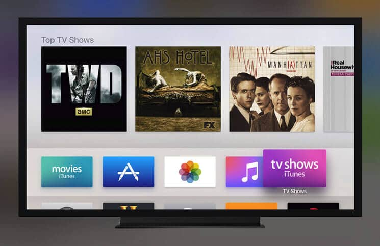 How to Delete And Move Apple TV Apps