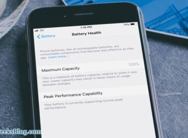 How to Disable Power Management Feature in iOS 11 on iPhone