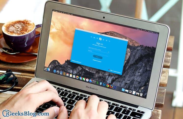 How to Disable Skype Auto Start on Mac